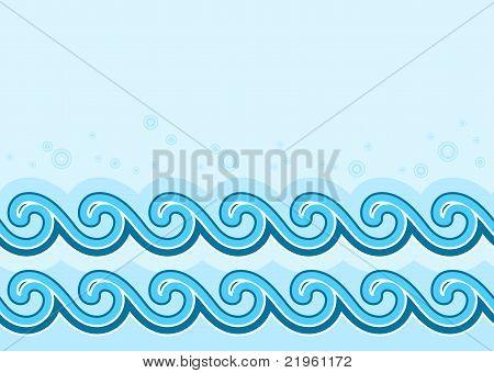 Frontera de ondas