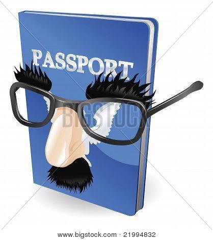 Identity Fraud Concept