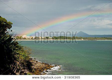 Rainbow Over Noosa