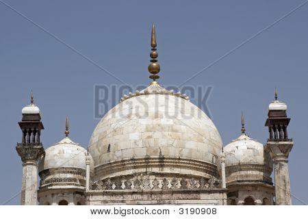 Dome Of An Islamic Tomb