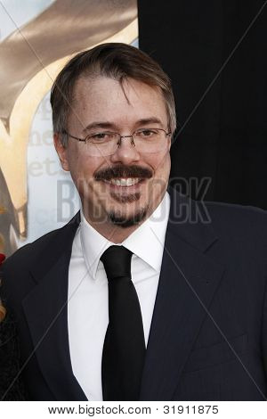 LOS ANGELES, CA - FEB 19: Vince Gilligan at the 2012 Writers Guild Awards at The Hollywood Palladium on February 19, 2012 in Los Angeles, California