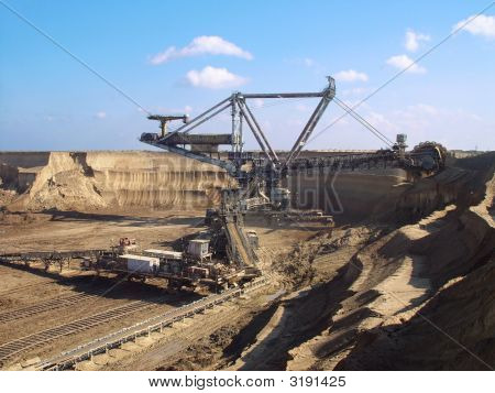 State Mining And Metallargical Plant