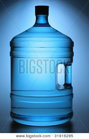 Large 19 litres water bottle for cooler