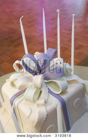 Bat Mitzvah Cake
