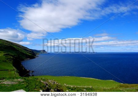 Ireland Coast, Torr Head.