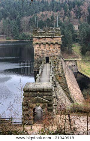 Derwent Reservoir Dam