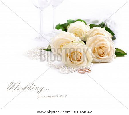 Wedding Still Life