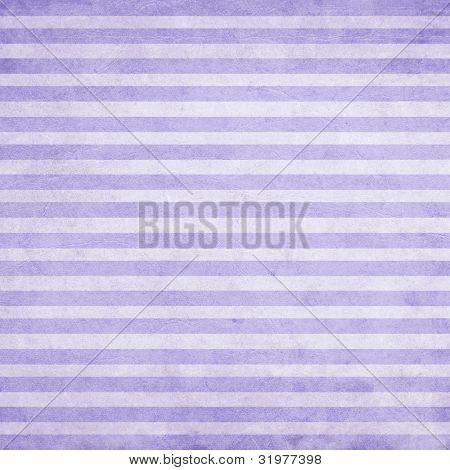 Shabby textile Background with colorful purple and white stripes