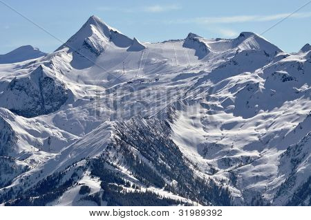 Kitzsteinhorn Peak And Ski Resort, Austria