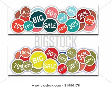 Big Sale Banners
