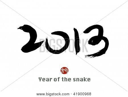2013 Chinese Year of Snake, Asian Lunar Year