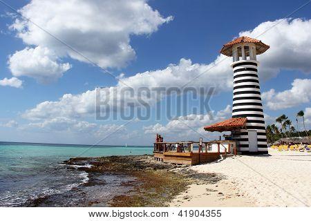 Carribean Sea Landscape