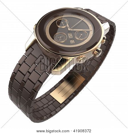 Relógio cronógrafo