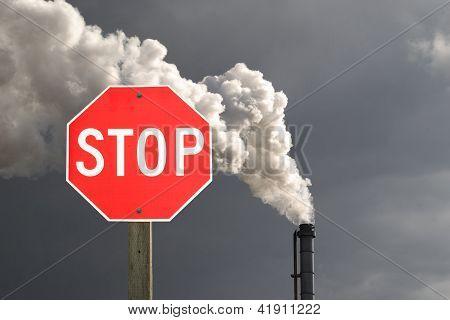 Stop Smokestack Pollution