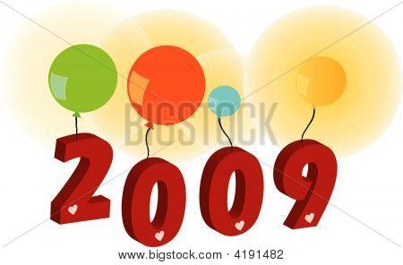 2009 Ballons