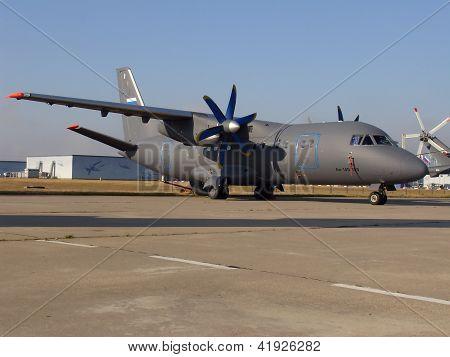 Military Plane An-140