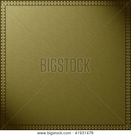 Golden Metal Abstract Background