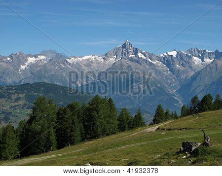 Idyllic Canton Valais