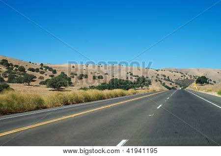 freeway in California