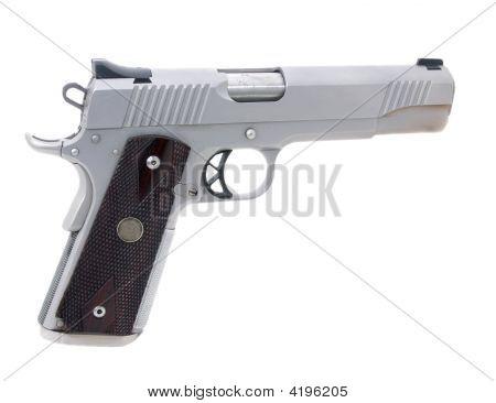 Pistola calibre 45