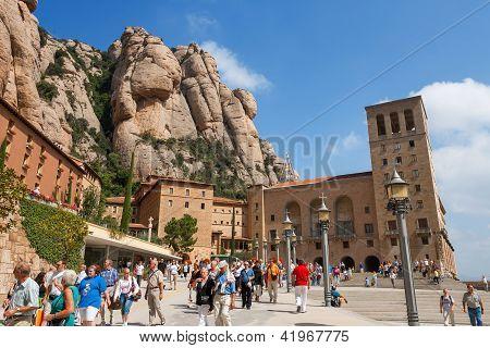 Montserrat. Spain
