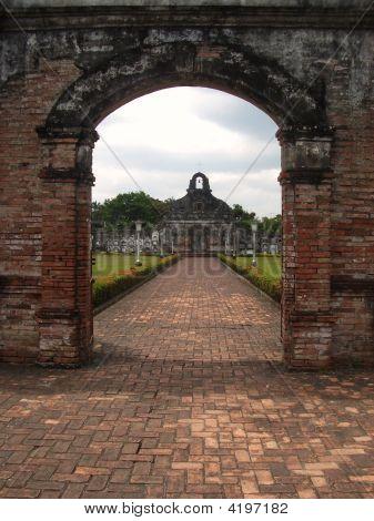 Nagcarlan Cemetery (Laguna)