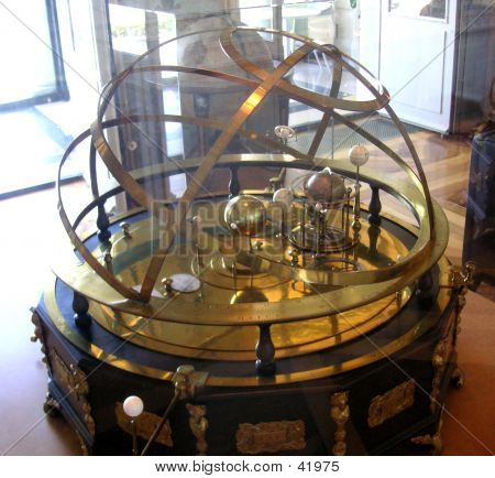 Antique Planetrium