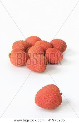 Lychee Fruits (Litchi chinensis)