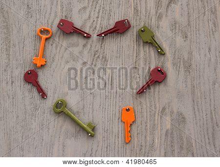 The Heart From Keys