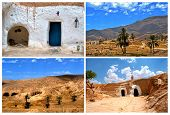 Village of Matmata - Tunisia, Africa