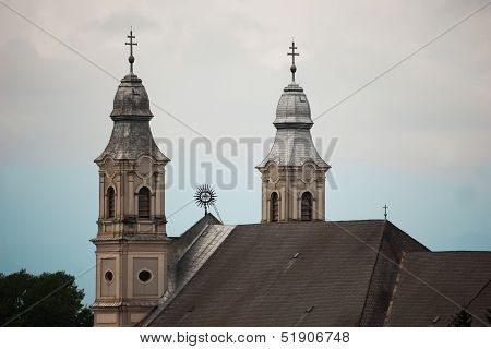 Holy Trinity Roman Catholic Church Sumuleu Romania
