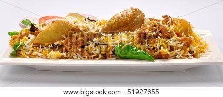Chicken Biryani-S