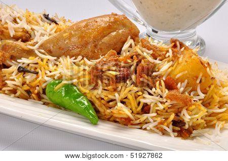 Chicken Biryani-N