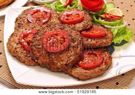 Chapli Kabab-D