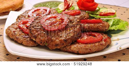Chapli Kabab-B