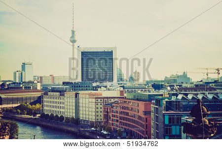 Berlin Retro Look