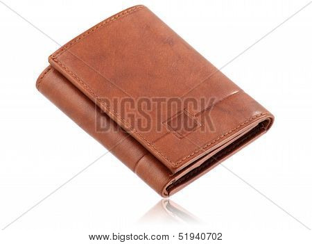Gents Leather Wallet-C