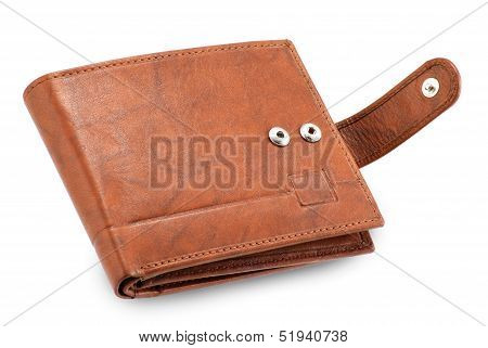 Gents Leather Wallet-B