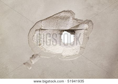 Hole On Wall