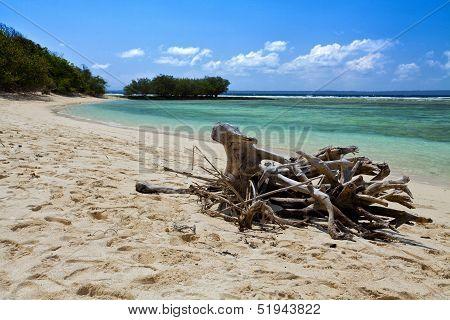 Panaitan beach