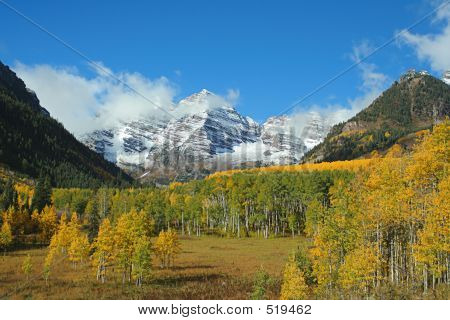 Maroon  Bells Valley