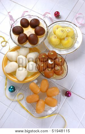 Mix Asian Mithai