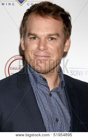 LOS ANGELES - OCT 3:  Michael C. Hall at the