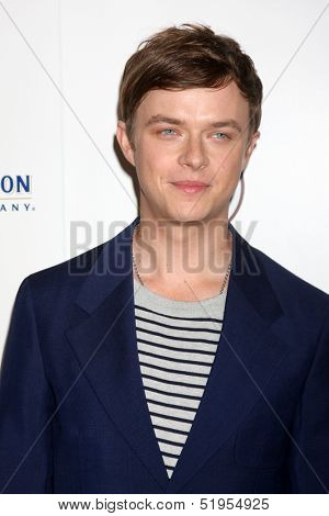 LOS ANGELES - OCT 3:  Dane DeHaan at the