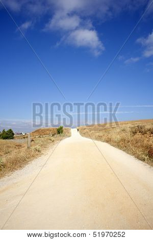 Road, Spanish Countryside