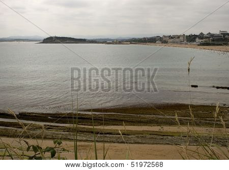 Santander Beach, Cantabrian Sea