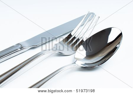 Shiny New Cutlery, Silverware