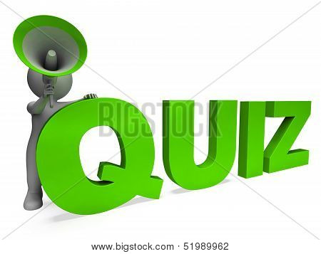 Quiz Character Means Test Questions Answers Or Questioning