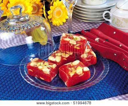 Red Jelly Halwa