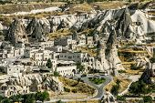 stock photo of goreme  - The town of Goreme - JPG